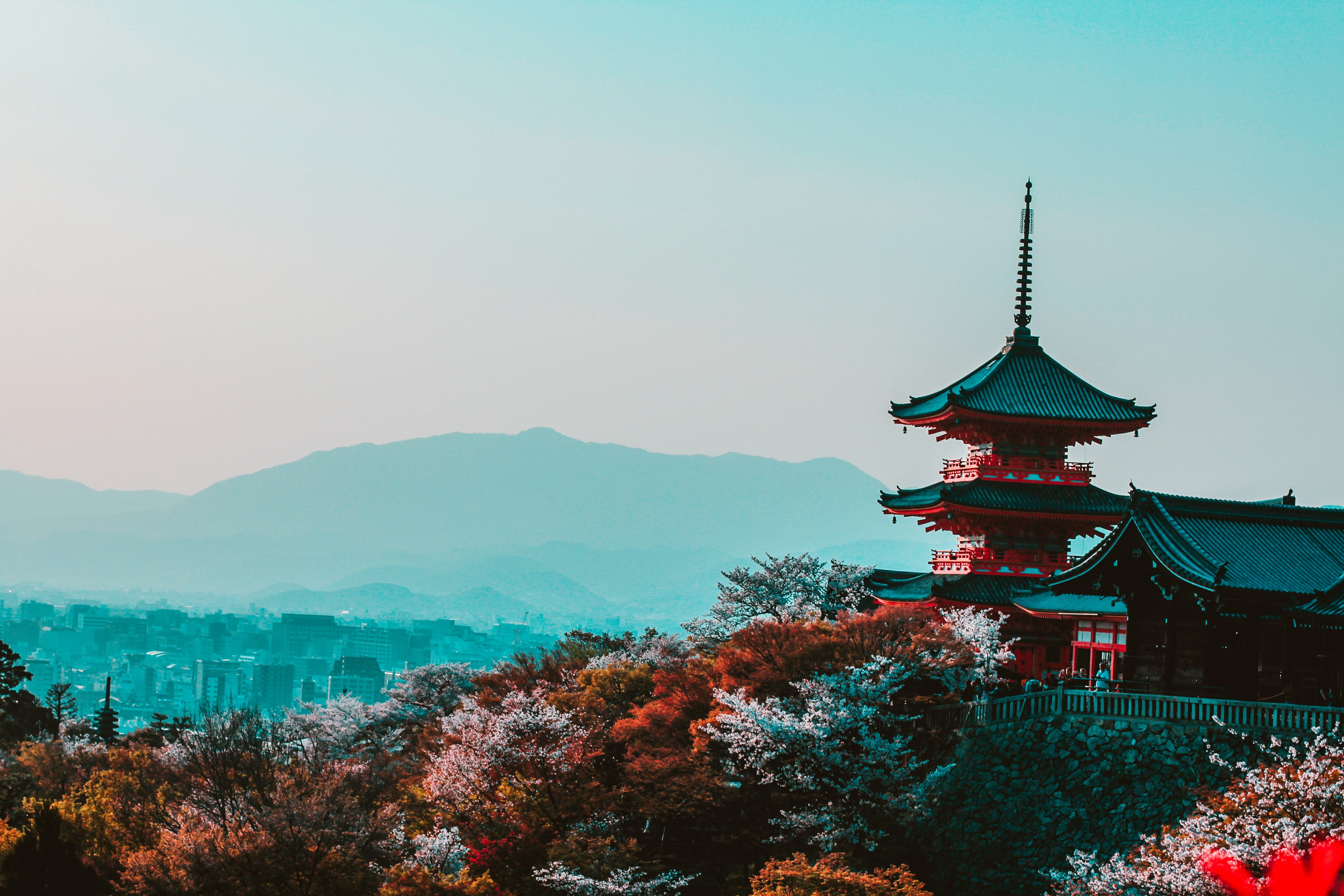 Hotspots Kyoto